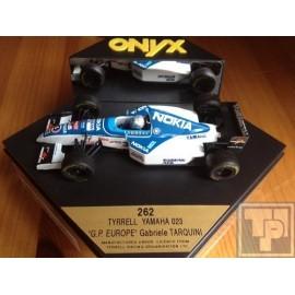 Tyrrell, Yamaha 023, 1/43