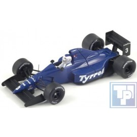 Tyrrell, 018, 1/43