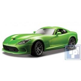 Dodge, Viper GTS, 1/18