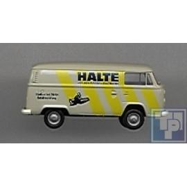 """Volkswagen VW, T2 Kastenwagen, """"STAPO Zuerich"""", 1/87"""