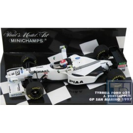 Tyrrell, Ford 025, 1/43