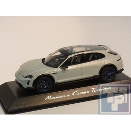 Porsche, Mission E Cross Turismo, 1/43