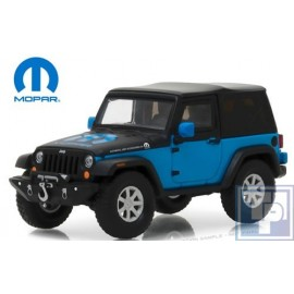 "Jeep, Wrangler, ""The General Mopar"", 1/43"