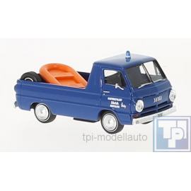 "Dodge, A 100 Pick-up, ""Seepolizei Zuerich/CH"", 1/87"