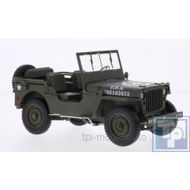 Jeep, Willy's US Army, 1/18