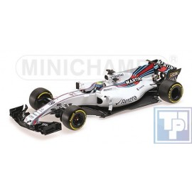 Williams, Martini Racing Mercedes FW40, 1/18