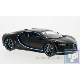 Bugatti, Chrion 400 Zero, 1/18