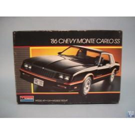 Chevrolet, Monte Carlo, 1/24