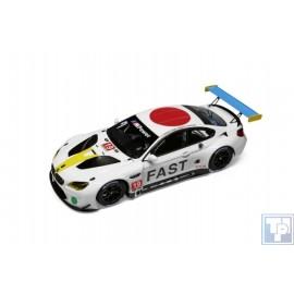 """BMW, M6 GTLM, """"Art Car"""", John Baldessari, 1/18"""