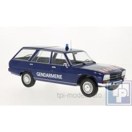 "Peugeot, 504 Break, ""Gendarmerie"", 1/18"
