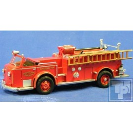 American La France 700 Open CAB Pumper, 1/50
