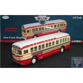 GM, Old Look 4515, Bus, 1/50