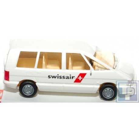 "Renault, Espace, ""Swissair"", 1/87"