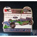 Benetton, Ford B194, Pin