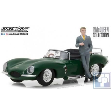"""Jaguar, XKSS, """"Steve McQueen"""", 1/43"""