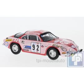 Alpine, Renault, A110, 1/43