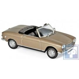 Peugeot, 204 Cabriolet, 1/43