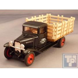 Chevrolet, Stake Truck, 1/43