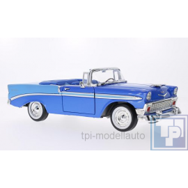 Chevrolet, Bel Air Cabriolet, 1/18