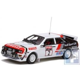 Audi, Quattro, 1/43