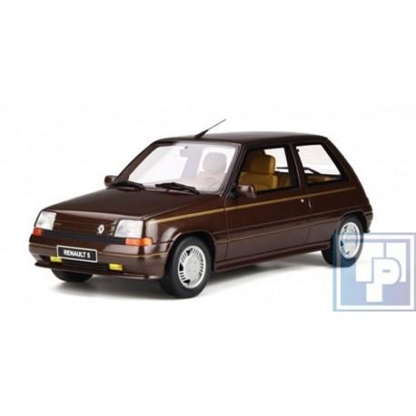 Renault, Super 5 Baccara, 1/18