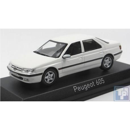 Peugeot, 605, 1/43