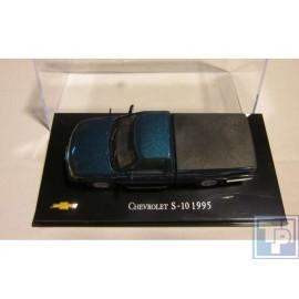 Chevrolet, S-10 Pick-up, 1/43
