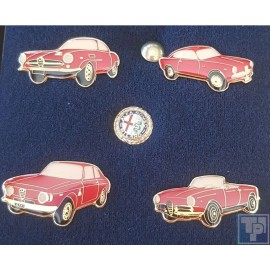 Alfa Romeo, Pin