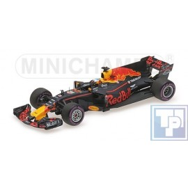 Red Bull Racing, TAG-Heuer RB13, 1/43