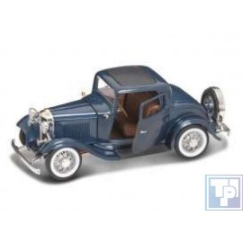 Ford, 3-window Coupe, 1/18