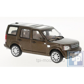 Land Rover, discovery 4, 1/43