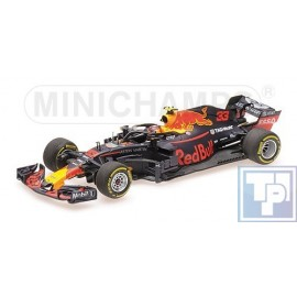 Red Bull Racing, RB14 Aston Martin, 1/43