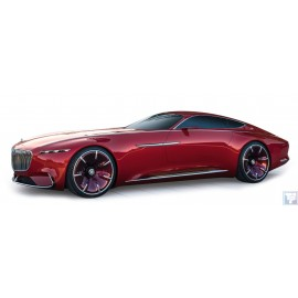 Mercedes, Maybach Vision 6 Coupe, 1/43