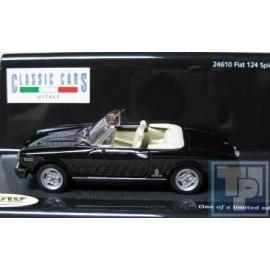 Fiat, 124 Spider, 1/43