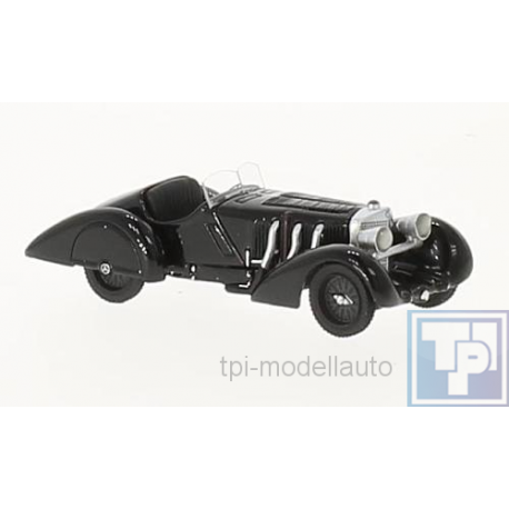 Mercedes-Benz, SSK Count Trossi, 1/87