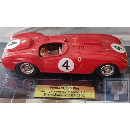 Ferrari, 375 Plus, 1/43