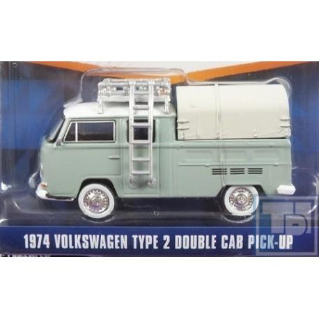 Volkswagen VW, Doppelkabinen Pick-up, 1/64