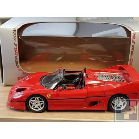 Ferrari, F50 Spyder, 1/18