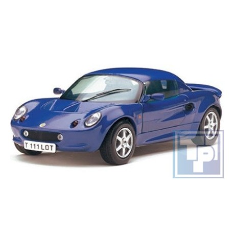 Lotus, Elise 111s Hard top, 1/18