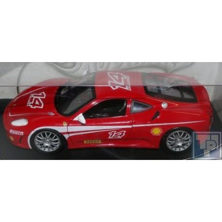 Ferrari, F430 Challenge, 1/18
