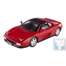 Ferrari, 348 ts, 1/18