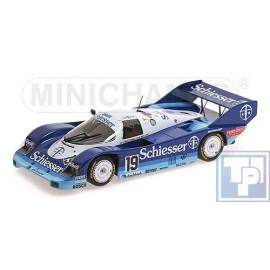 """Porsche, 956 K, """"Schiesser"""", 1/18"""