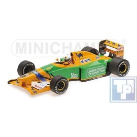 Benetton, Ford B192, 1/18