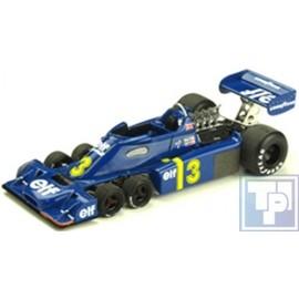 Tyrrell, P34, 1/43