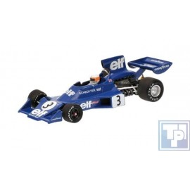 Tyrrell, Ford 007, 1/43