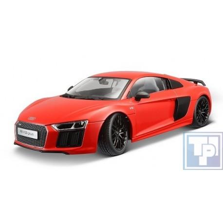 Audi, R8 V10 Plus, 1/18
