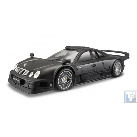 Mercedes-Benz, CLK Street Version, 1/18
