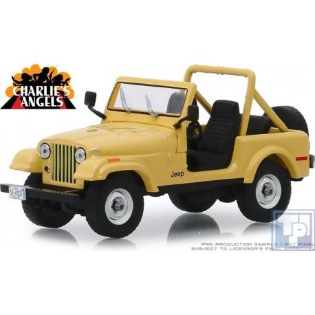 Jeep, CJ-5, 1/43