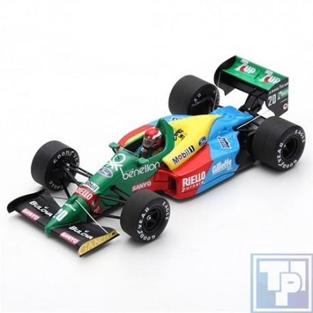 Benetton, B188, 1/43