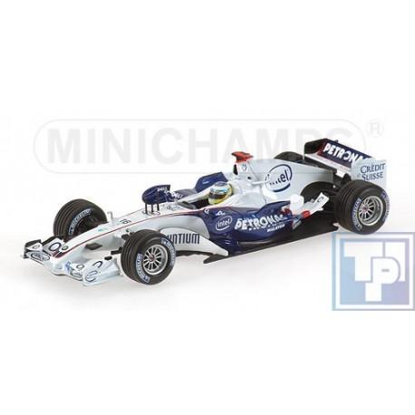 BMW, Sauber F1.06, 1/43